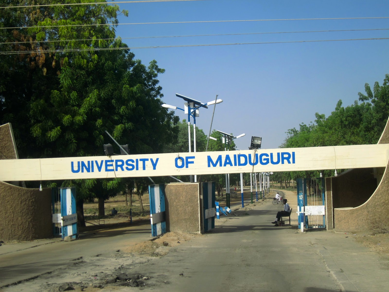 University Of Maiduguri Circular (2014)
